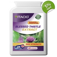 Blessed Thistle Extract 5000mg Ma..
