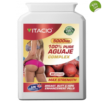 Aguaje Pure Complex 5000mg Max Strength Upto 5 Months Supply