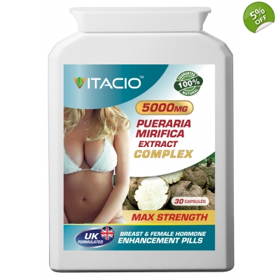 Pueraria Mirifica Extract Complex 5000mg Max Strength