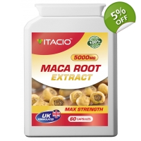Maca Root Extract 5000mg Max Stre..