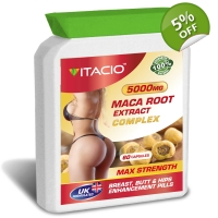 Maca Root Extract Complex 5000mg ..