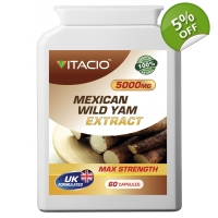 Mexican Wild Yam Extract 5000mg M..