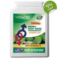 Horny Goat Weed Aphrodisiac Compl..