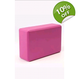 Yoga Block - Stretching Aid & Support ..