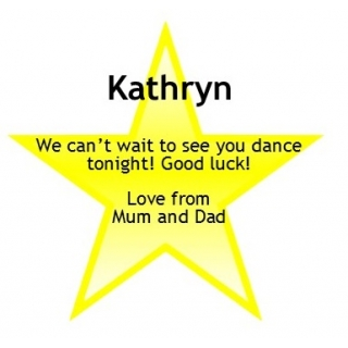 Show Programme Star