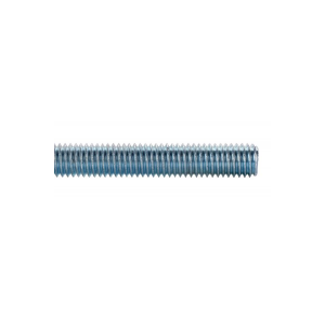 M10 Studding BZP 1m Length Pack of 25