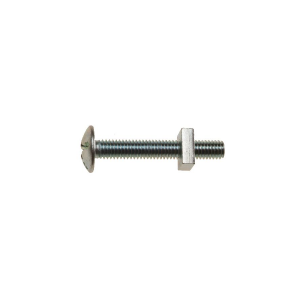 Qty 100 - M6 x 35 Roofing Bolts with S..
