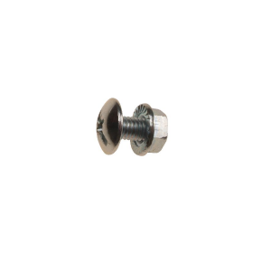 M6 x 8mm Tray Bolt with..