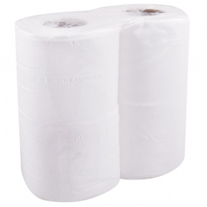 200 Sheet Toilet Rolls Pack of 40
