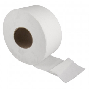 Mini Jumbo Toilet Rolls Pack of 12