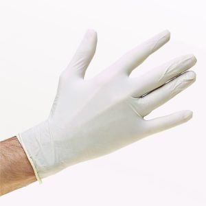 Latex Gloves Powdered 100