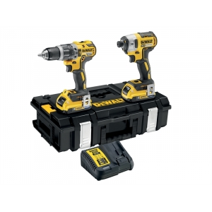 Brushless Twin Pack 18 Volt 2 x 2.0Ah ..