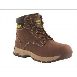 Carbon Safety Brown Nubuck Hiker Boots