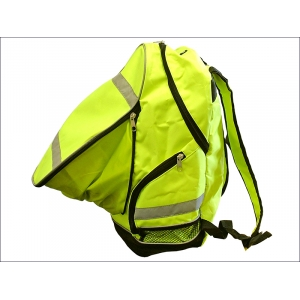 Hi-Visibility Backpack - Yellow