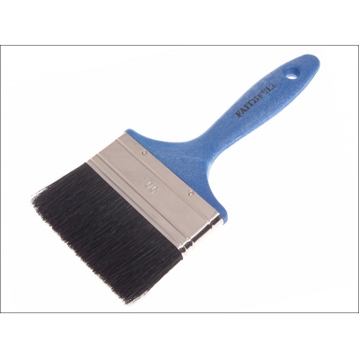 Utility Paint Brush 100mm 4in title=