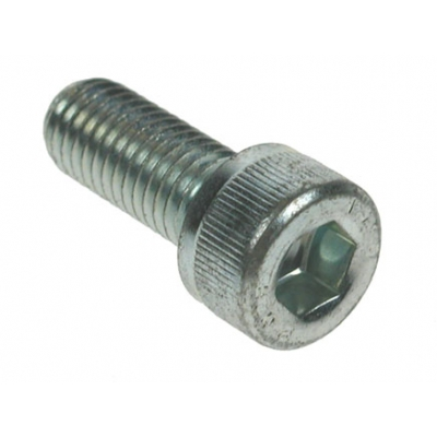 100 - M8 x 100 Socket Cap Screw BZP title=