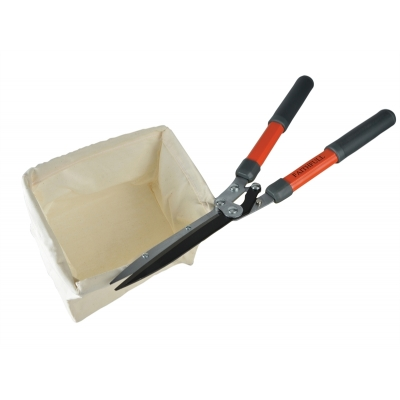 Samurai Hedge & Grass Shears 300mm 12in with Bag title=
