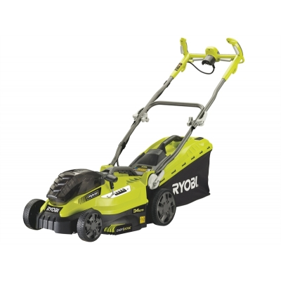 RLM18C34H ONE+ Lithium Fusion™ Hybrid Lawnmower 36 Volt 2 x 18V 2.5Ah title=