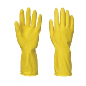 Yellow Marigold Gloves