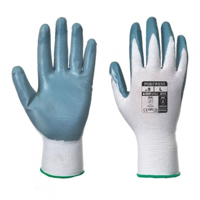 Flexo Grip Nitrile Glove title=