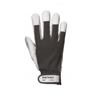 Tergus Pig Grain Leather Glove