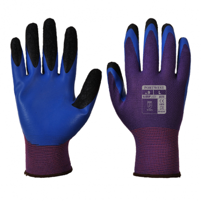 Duo-Flex Glove - Latex title=