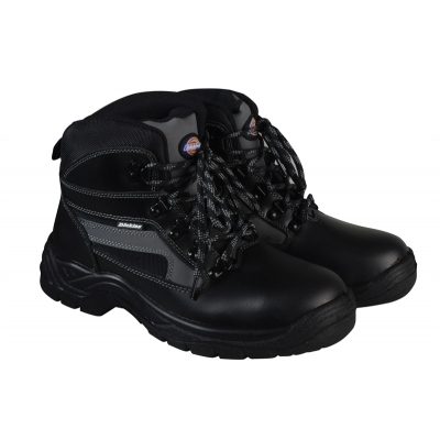 Severn S3 Super Safety Black Boots title=