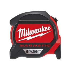 Milwaukee 8M Magnetic Tape Measure