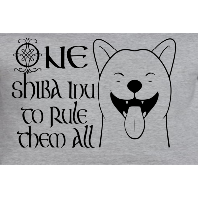 One Shiba To Rule Them All T..