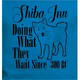 Shiba Inu Do What They Want T-Shirt