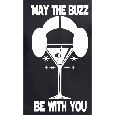 May The Buzz Be With You