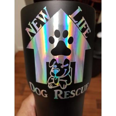 New Life Dog Rescue RTI..