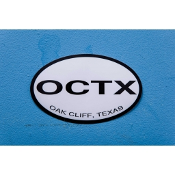 OCTX Bumper Sticker