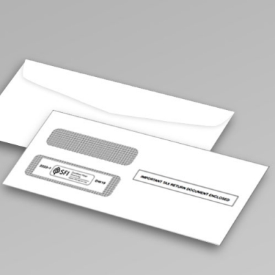 1098 Tax Form Envelope