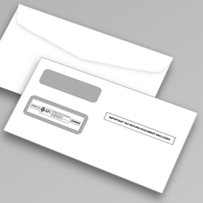1099 Tax Form Envelope