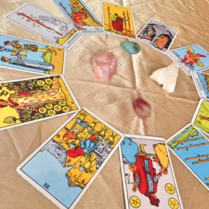 Year Tarot Reading 12cards
