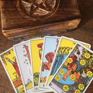 Year Tarot Prediction 6cards