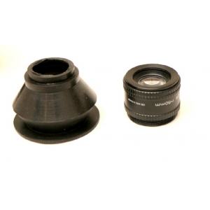 Tilt and shift /selective focus / macro adapter Canon with focus chip