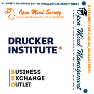 GMS .01 – THE DRUCKER CURRICULUM