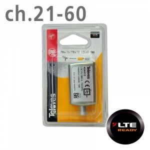 Televes Φίλτρο LTE ch.21-60 IEC Blister 404412