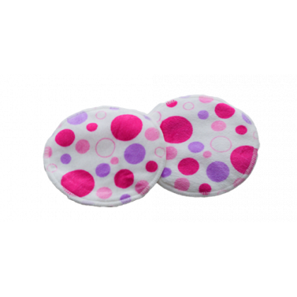 Breast Pads x 8 absorbent microfiber and suede