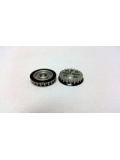 Aluminium Center Pulley 20T for T4