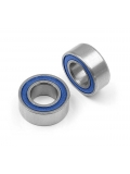 HIGH-SPEED BALL-BEARING 5x8x2.5 RUBBER..