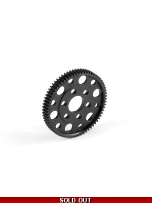 SLIPPER ELIMINATOR COMPOSITE SPUR GEAR 69T / 48