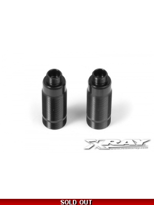 ALU REAR SHOCK BODY - HARD COATED 2