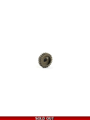 NARROW ALU PINION GEARHARD COATED 23T / 48