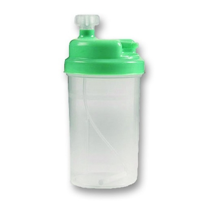 Humidifier Oxygen Bottle W/4 PSI