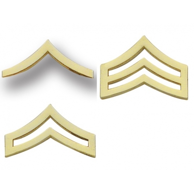 Collar Brass Insignia Military