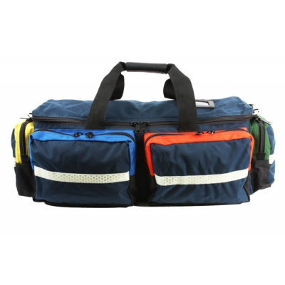 LA Rescue O2 To Go Pro Plus Bag, D Oxygen Cylinder