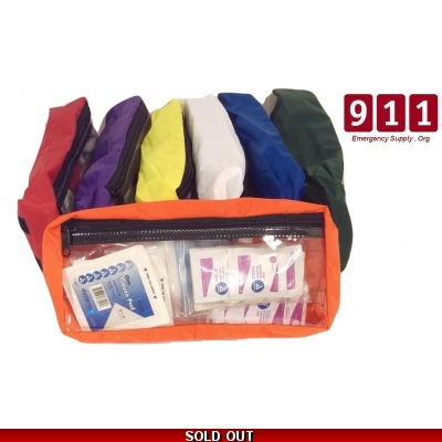 Broselow Bag Color Coded Inserts Set of 150 Quote 011717-1